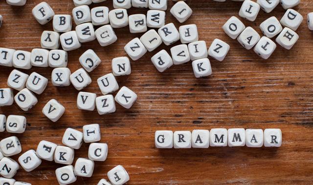 exercises for grammar online