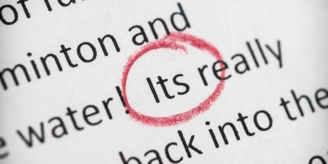 most popular mistakes in grammar